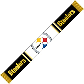 Forever Collectibles Pittsburgh Steelers Bar Scarf Colour Rush sjaal fansjaal