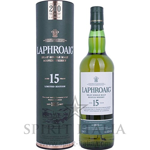 Photo of Laphroaig 15 Year Old 200 Year Limited Edition