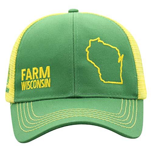 John Deere Farm State Pride Gorra, granja -  Verde -  talla única