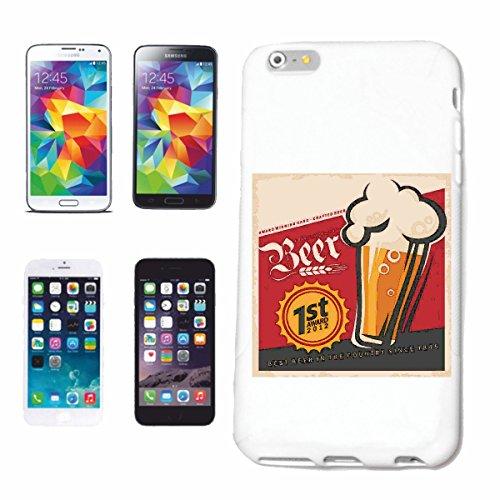 Helene Telefoonhoes compatibel met Samsung Galaxy S8 Bier WEIZENBIER PILZ Party schilderen jongensgeschenk bier wodka jenever wijn alcohol rode wijn witte wijn lik