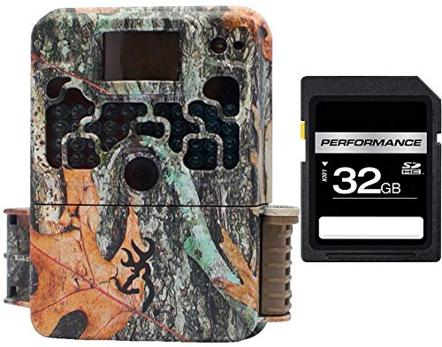 Browning Strike Force HD 850 Micro Trail Camera (16MP) with 32GB Memory Card Only $124.99