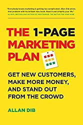 The 1 Page Marketing Plan book