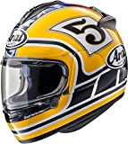 Casque Arai Chaser-X Edwards Legend Jaune La