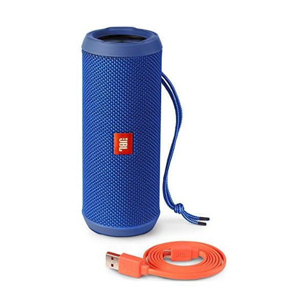 JBL  Flip 3 Splash Proof Portable Bluetooth Speaker 3