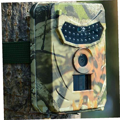 NaiCasy Rastro de la Caza de la cámara 1080P Ciervos alimentador de Infrarrojos LED de la Caza de Fotos Trampas Camino de Vida Silvestre cámara de visión Nocturna
