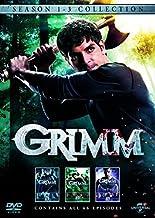 Grimm (Season 1-3 Collection) - 18-DVD Box Set ( Grimm (66 Episodes) ) [ Origen UK, Ningun Idioma Espanol ]