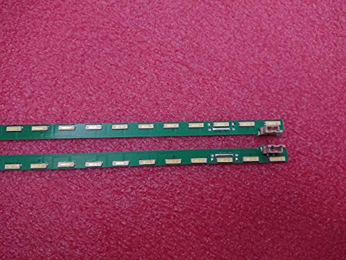 Miwaimao New 2pcs/Lot 46LED 537mm LED Backlight Strip 49Inch FHD R L Type for LG 49LF5400 G1GAN01-0791A G1GAN01-0792A MAK63267301