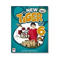 New Tiger Level 6 Pupil's Book Andalusian Edition