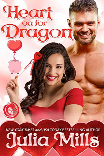 Heart On For Dragon (Dragon Guard Holiday Love Stories Book 3)