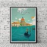 Poster Plakate Malen Reisen Weltstadt Landschaft Buenos