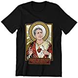 Vite Star Rip Saint Anthony Bourdain The Opinionated Unisex Tshirt (XL)