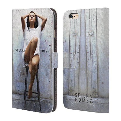 Head Case Designs Licenza Ufficiale Selena Gomez Good for You Revival Cover in Pelle a Portafoglio Compatibile con Apple iPhone 6 Plus/iPhone 6s Plus