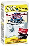 HG Mantenimiento para Lavadoras y Lavavajillas - Resuelve y