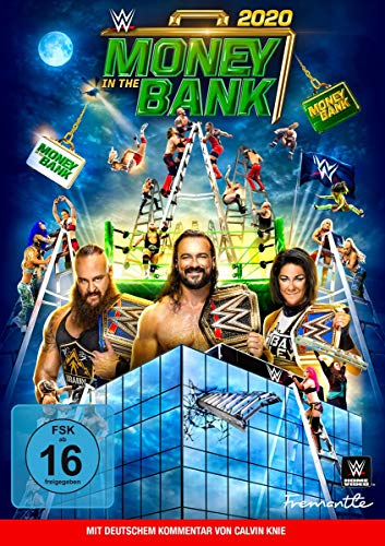 WWE: Money in the Bank 2020 [2 DVDs]
