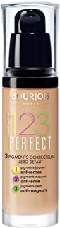 Bourjois 123 Perfect Base de Maquillaje Tono 53 Light Beige - 112 gr.