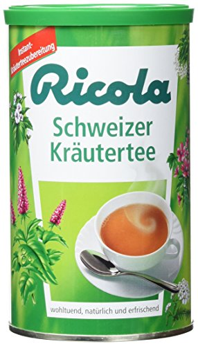 Ricola Schweizer Kräutertee, 9er Pack (9 x 200 g)