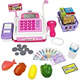 Best Toy Cash Registers - Click N' Play Pretend Play Electronic Calculator Cash Review