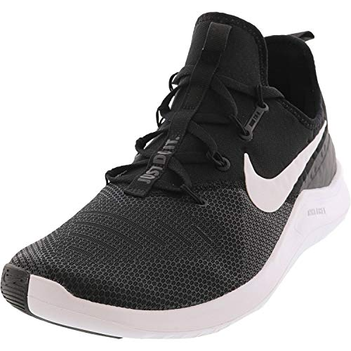 Nike Free Tr-8 Mens Running Trainers Sneakers Shoes (Black/White/Anthracite, 10)