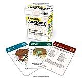 Essential Anatomy Flashcards (Graduate School Test Preparation)