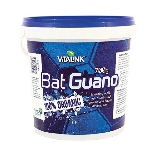 VitaLink Fledermaus-Guano 700 g, weiß, 13x13x13.3 cm, 05-235-005