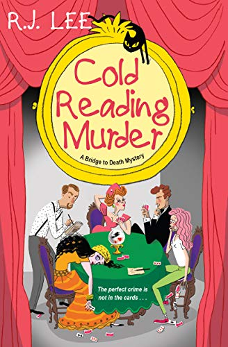 Cold Reading Murder (A Bridge to Death Mystery Book 3) by [R.J. Lee]