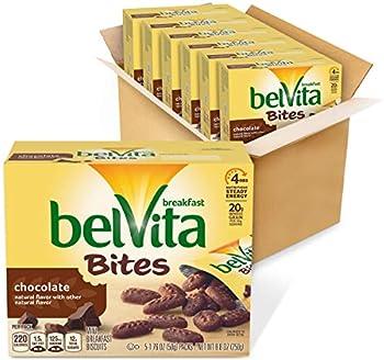 30-Pack belVita Chocolate Mini Breakfast Biscuit Bites