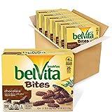 Belvita Mini Breakfast Biscuit Bites, Chocolate 52.8 Ounce (Pack of 6)