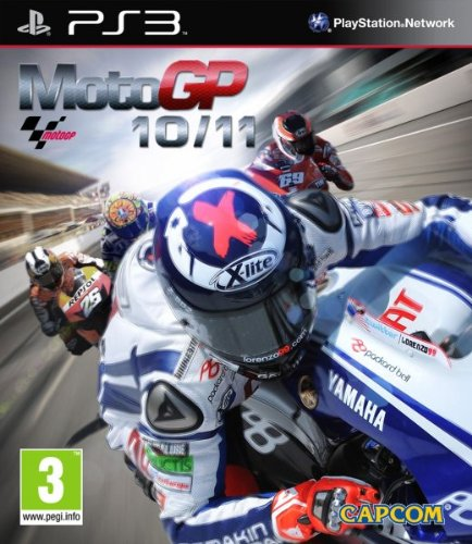 Capcom MotoGP 09/10, PS3 PlayStation 3 videogioco