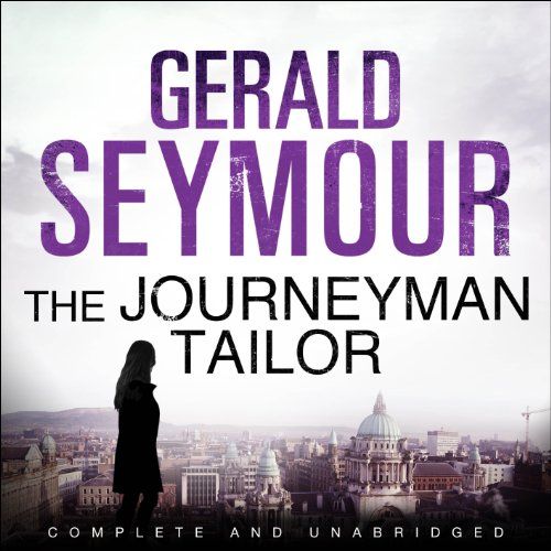 The Journeyman Tailor audiobook cover art
