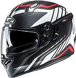 Helmet HJC FG-ST GRIDAN BLACK/WHITE S
