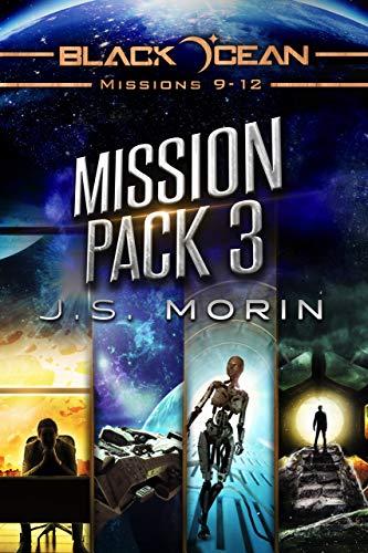 Mission Pack 3: Missions 9-12 (Black Ocean Mission Pack) (English Edition) eBook: Morin, J.S.: Amazon.es: Tienda Kindle