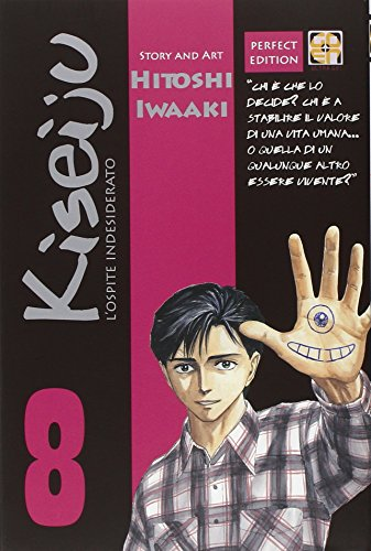 L'ospite indesiderato. Kiseiju (Vol. 8)