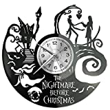WoD The Nightmare Before Christmas - Orologio da parete in...