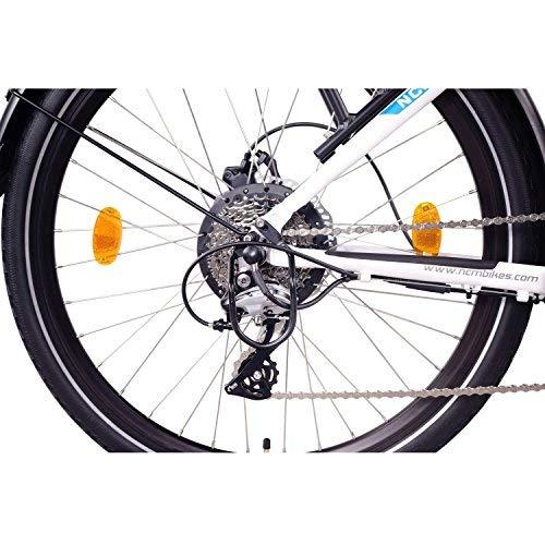 Trekking E-Bike NCM Milano 48V 26″ / 28″ kaufen  Bild 1*