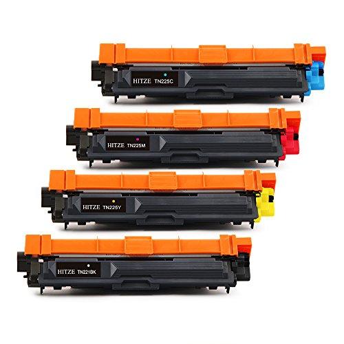 Hitze TN241 TN245 Toner, Kompatibel TN242 TN246 für Brother HL-3152CDW HL-3140CW HL-3150CDW HL-3170CDW HL-3142CW HL-3172CDW MFC-9340CDW MFC-9140CDN DCP-9020CDW DCP-9015CDW