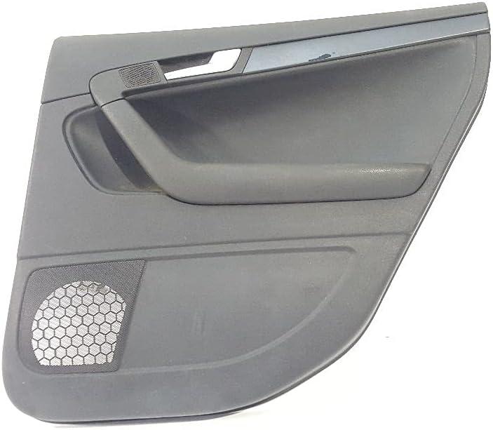 Manufacturer direct delivery Passenger Rear Interior Door Trim Panel specialty shop Fits 09 08 10 07 Audi 06