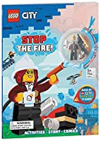 LEGO(R) City: Stop the Fire! (Activity Book with Minifigure)