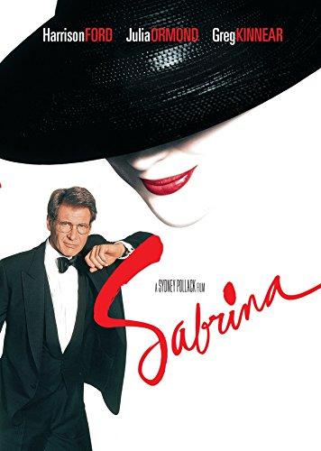 Sabrina (1995) -  DVD, Rated PG, Sydney Pollack