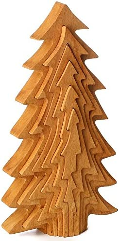 Factory Direct Craft Incredible Collapsible Wood for OFFicial store Seattle Mall Trees 3D Ch