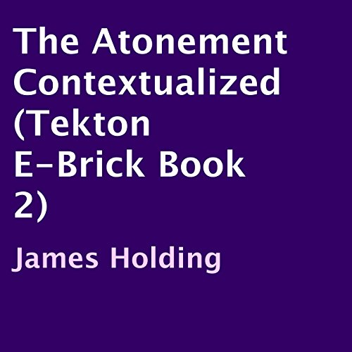 The Atonement Contextualized audiobook cover art