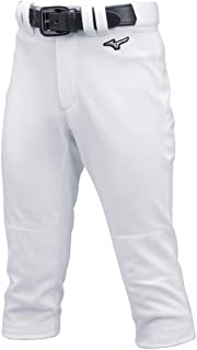 ミズノ ウェア 少年 ジュニア ユニフォームパンツ GACHI レギュラータイプ ヒザ二重 ガチパンツ 12JD9F8001