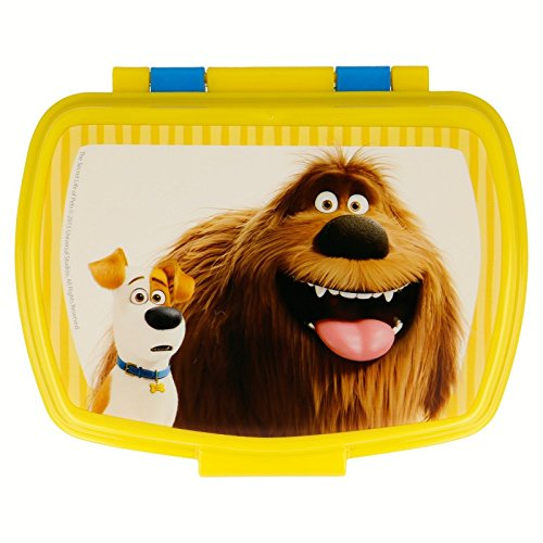 Mascotas Pets Sandwichera rectangular (Stor 84374)