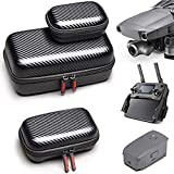 Carring Case for Mavic 2 Pro Zoom, STARTRC Waterproof Carrying Case Foldable for DJI Mavic 2 Pro Zoom/Mavic Pro Platinum Drone Body/Remote Controller and Battery Bag Accessories