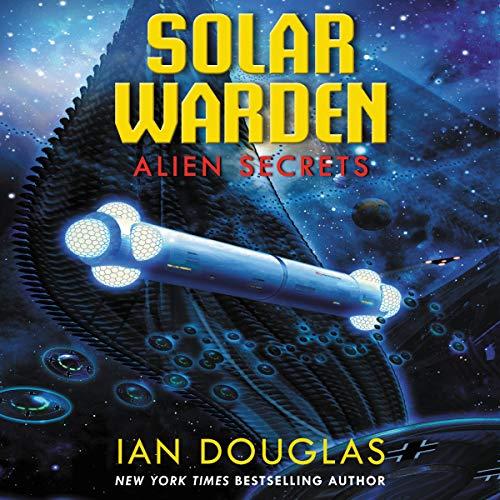 Alien Secrets audiobook cover art