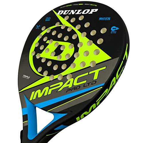 Dunlop Impact X-Treme Pro LTD, racchetta, Unisex - Adulto, Giallo