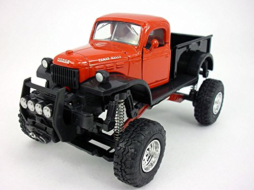NewRay Dodge Power Wagon Xtreme Off Road 1/32 Scale Diecast Metal Model