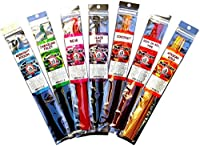 Blunteffects Premium Hand Dipped Incense - 10 Assorted Fragrance Pack - 12 Sticks per Pack 120 Total Incense Sticks