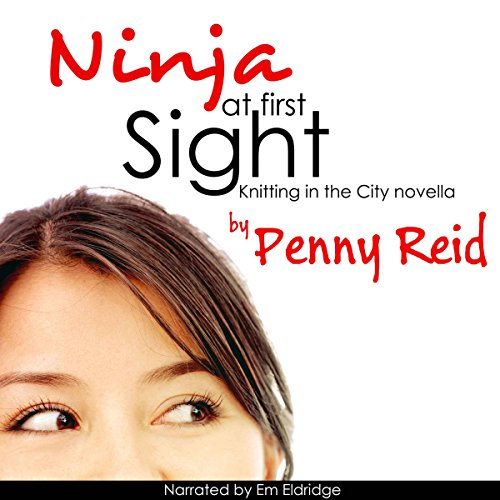 Ninja at First Sight: An Origin Story (Knitting in the City) audiobook cover art