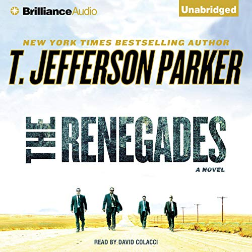 The Renegades  By  cover art