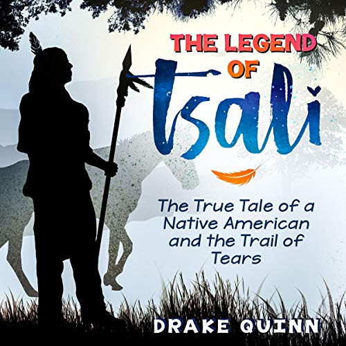 The Legend of Tsali cover art
